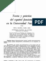 español funcional