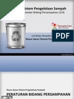 Peraturan dan Standar Pengelolaan Sampah (2/4)