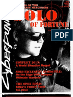 Cyberpunk 2020 Solo of Fortune