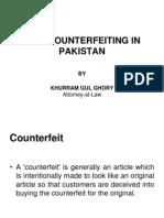 Anti-counterfeiting in Pakistan