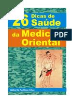 26 Dicas de Saúde da Medicina Oriental
