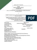 Fair v Obama Walker Appeal April 2013