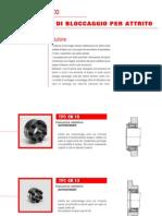 T5-Catalogo Tecnico CALETTATORI Conici 2009