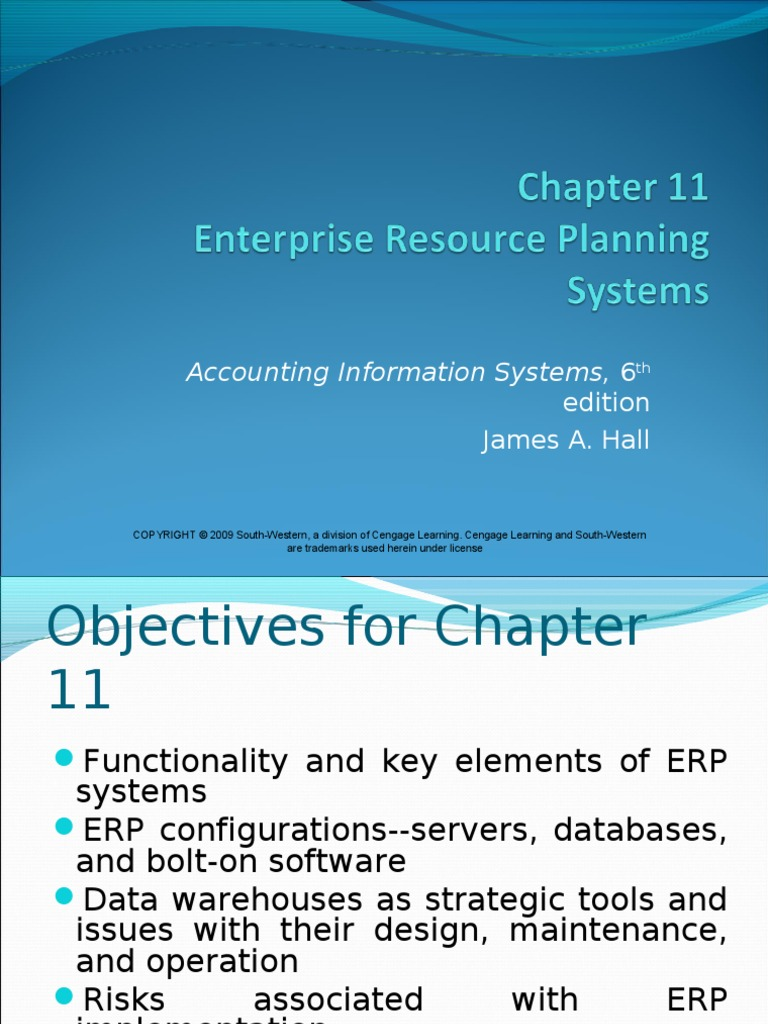 how erp can be used for accounting information