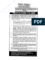 PITB Public Cloud Tender Doc 10042012v1.0