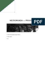 Necromunda -- Privateer (v.0.5) Current