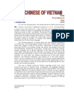 The Chinese of Vietnam
