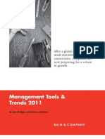 BAIN BRIEF Management Tools