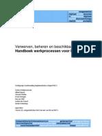 WVI Handboek werkprocessen