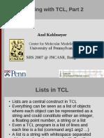 Tcl Scripts Part2
