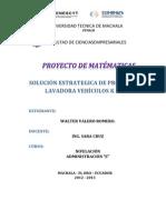 ProYecto de Matematica