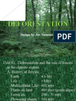 Unit10 Deforestation