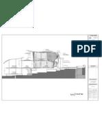 Rumah ARA Conceptual drawings, sect b4