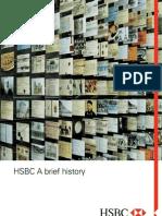 Hsbc Brief History