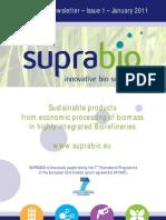 SUPRABIO Newsletter Number 1