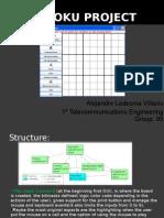 SudokuProject Presentation