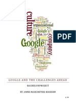 Google and the Challenges Ahead - PURE