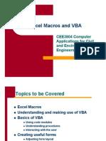 Excel Macros VBA 07