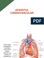 Aparat Cardiovascular - Studenti
