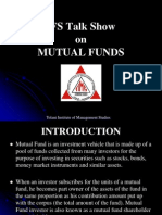 Presentation on Mutual Funds