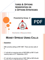 Presentation on Advance Options Strategies