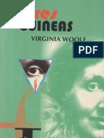 Virgina Woolf-Tres Guineas