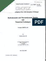 GMFIX Code Documents