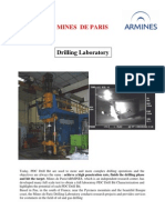Armines Drilling Lab