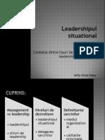 leadershipul situational