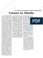 Rassegna Stampa Referendum Ilva Taranto