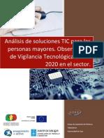 Analisis Soluciones TIC Personas Mayores