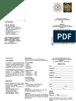 Revised SPA ISTE 2012-13 Brochure