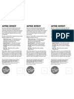 Punctum After Effect a4 Castlemaine Copy Centre