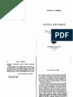 18[1]. Insularismo