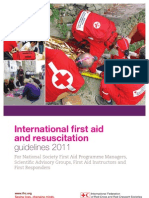 IFRC -International First Aid and Resuscitation Guideline 2011