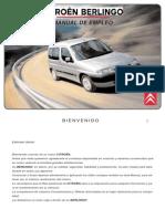 Berlingo Manual