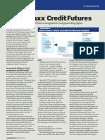 Credit futures