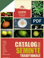 Catalog Seminte Traditionale Eco Ruralis