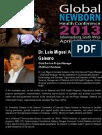 Dr. Luis Miguel Amendola Galeano