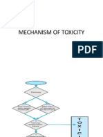 Mechanism of Toxicity