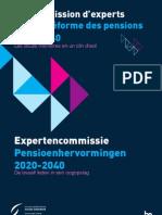 'Commissie Pensioenhervorming 2020-2040' gaat van start