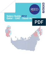 Salary Guide 2012 UAE & Qatar