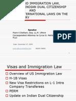 Immigration Updates and BPO's - Dec 2005