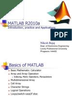14571_Basics of MATLAB 1