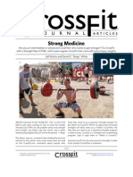 Crossfit Journal StrengthBias