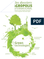 Green Technologies Thematic File -Dossiers d'Agropolis International-
