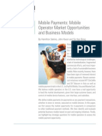 Mobile Payments - Diamond