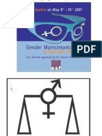 Gender Posters