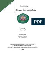 Cover Leukoplak