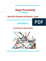 AppE Database Processing